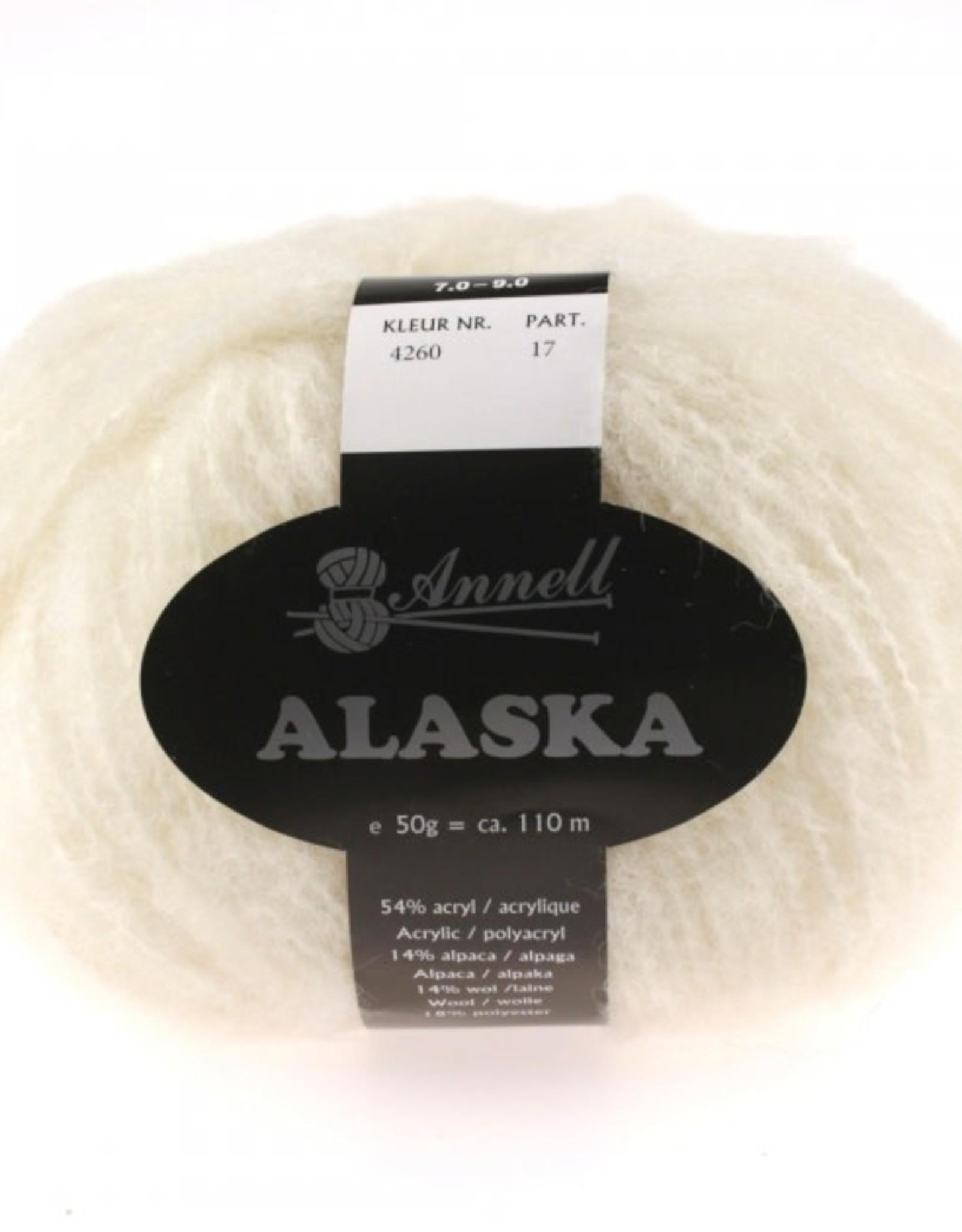 Annell Alaska   4260 – naturel