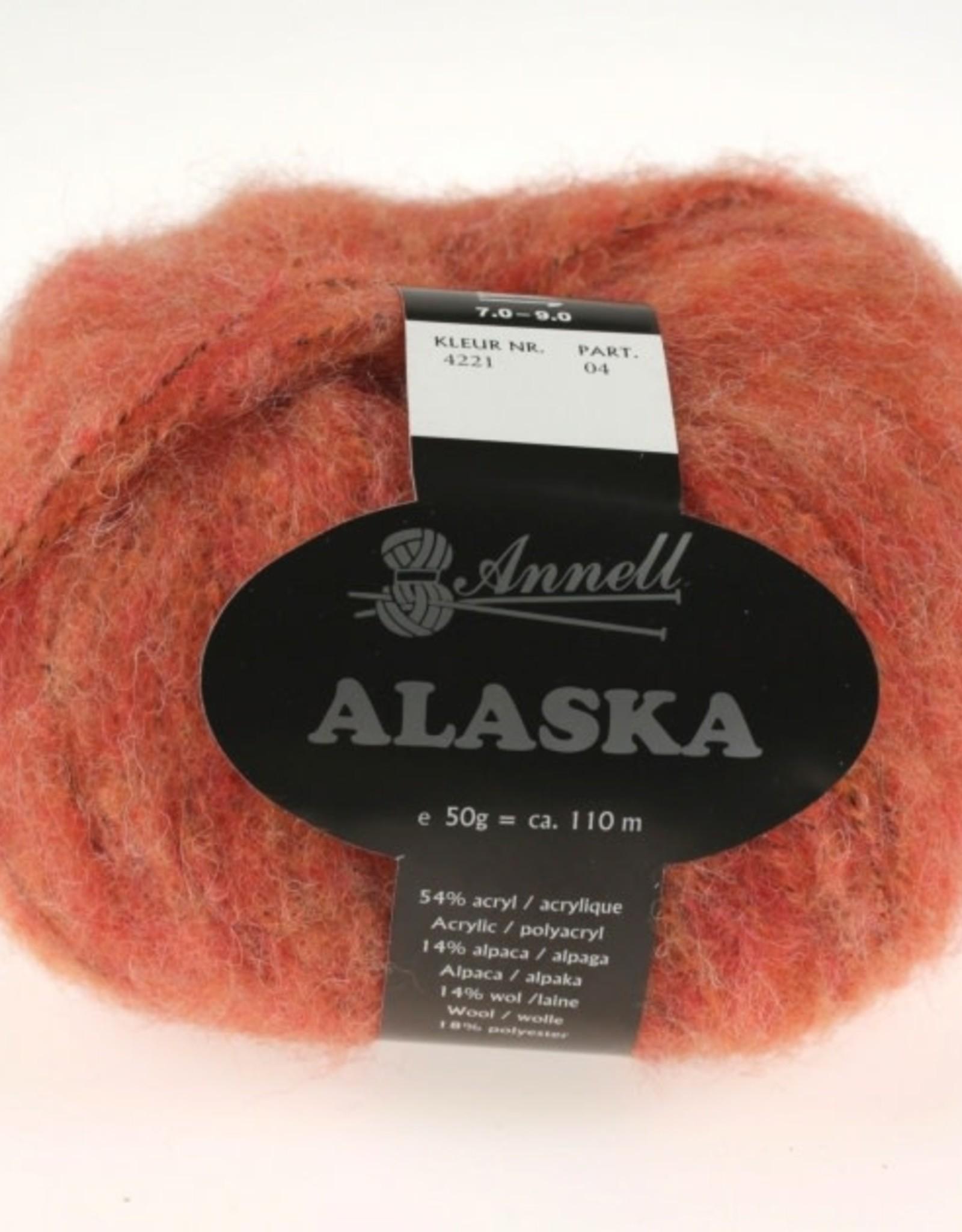 Annell Alaska  4221 – oranje