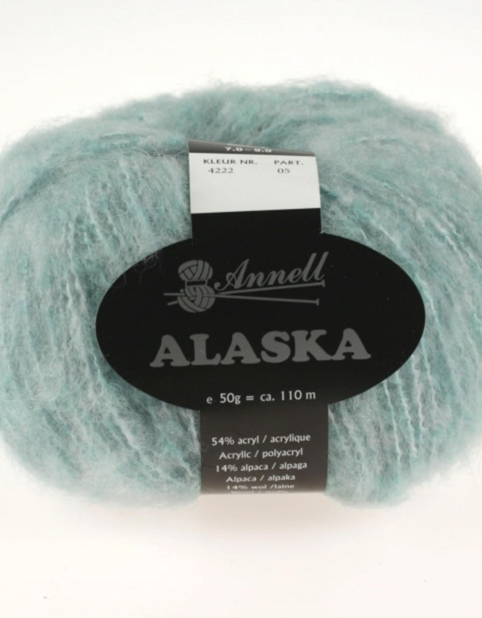 Annell Alaska  4222 – mint