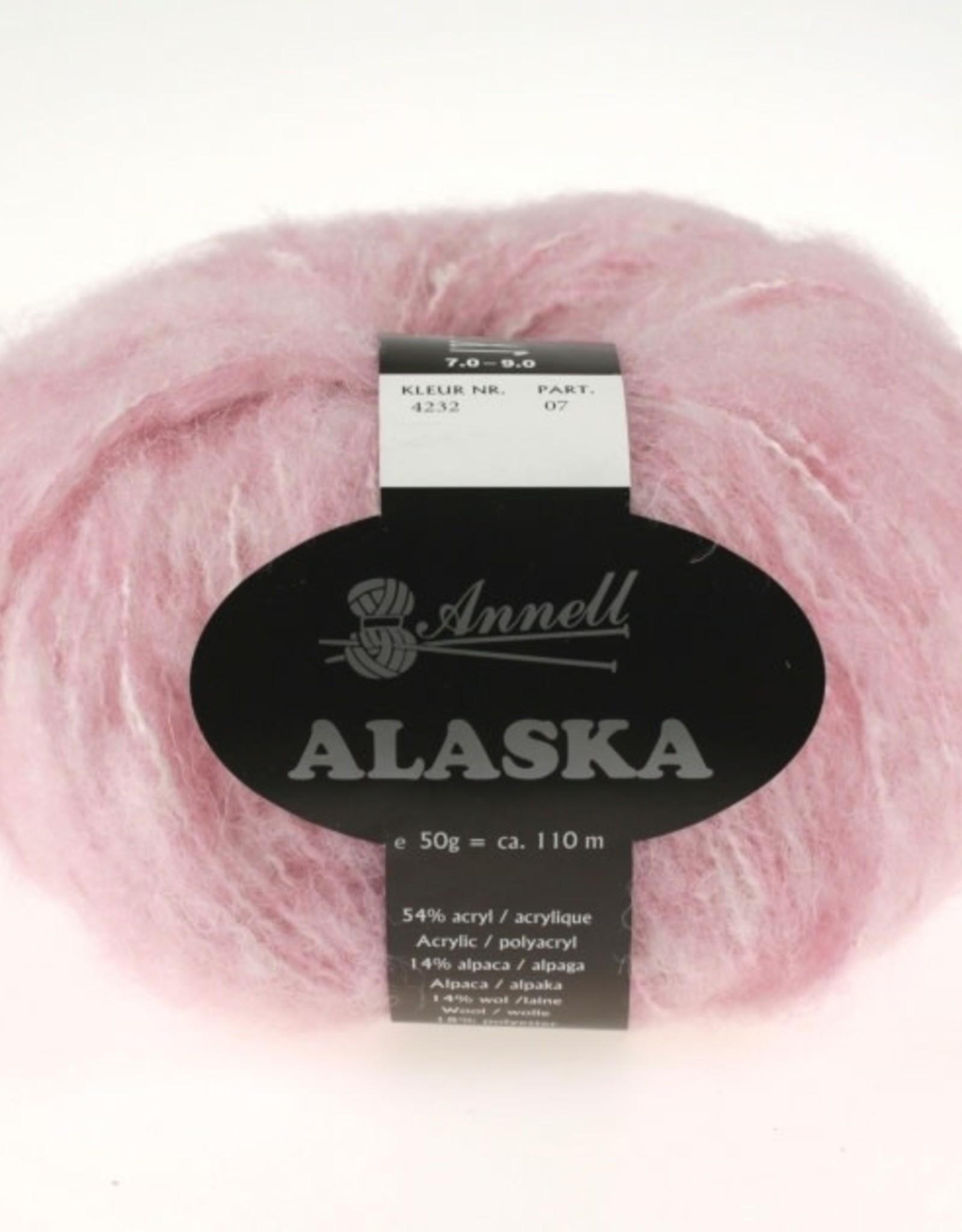 Annell Alaska  4232 – roze