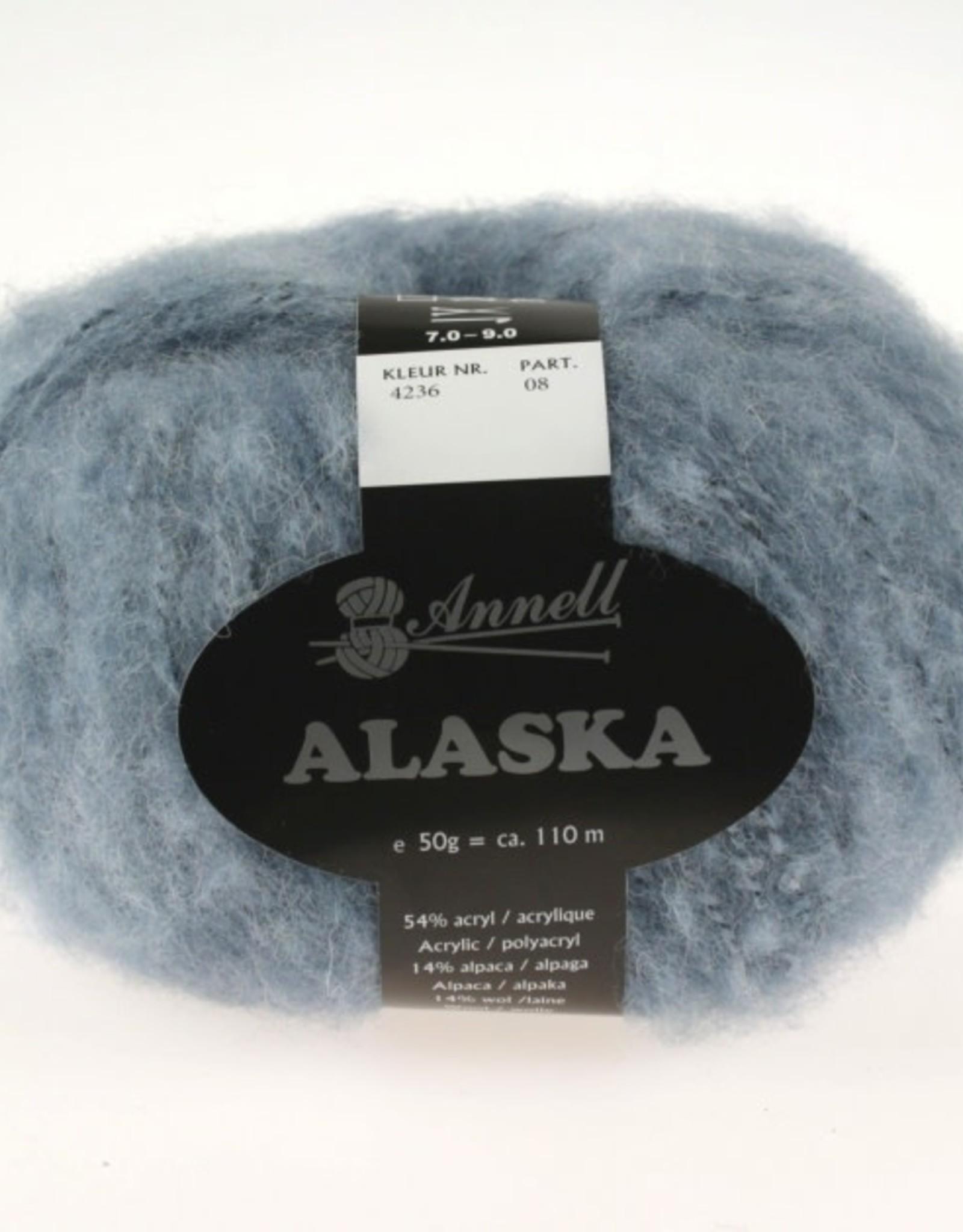 Annell Alaska  4236 – lichtblauw