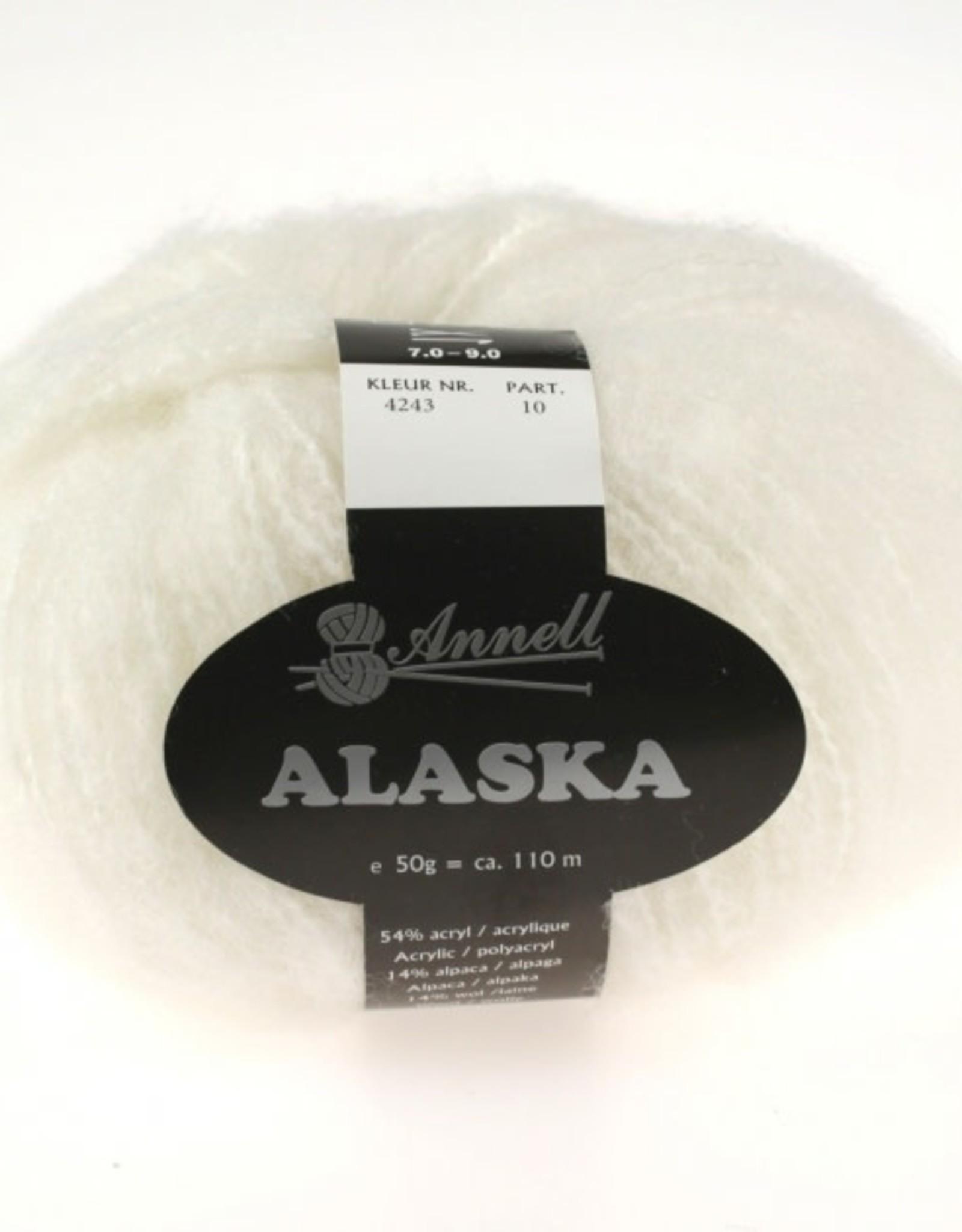 Annell Alaska  4243 – wit