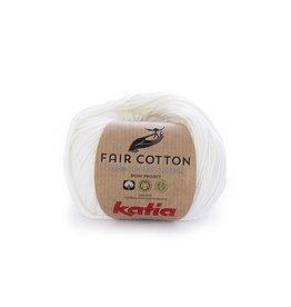 Katia Katia fair cotton 3 ecru