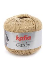 Katia Katia Gatsby 45 zeer licht bruin - goud