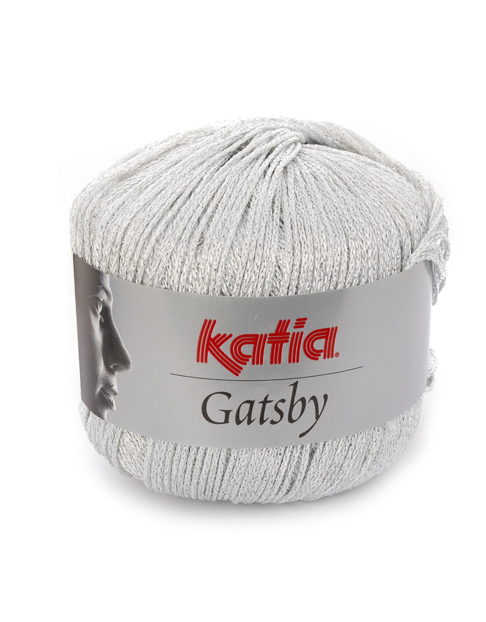 Katia Katia Gatsby 88500 - Wit-Zilver