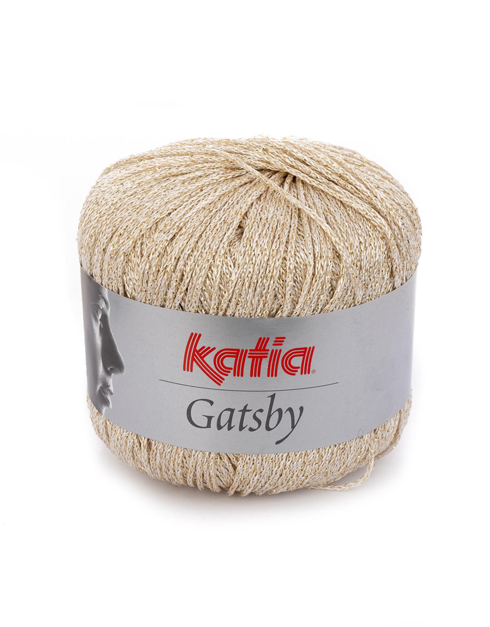 Katia Katia Gatsby 88504 - Ecru-Goud