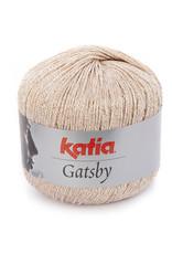 Katia Katia Gatsby 52 - Zilver-Medium bleekrood