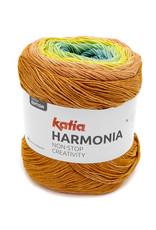 Katia Katia Harmonia 201 - Oranje-Geel-Groen-Blauw