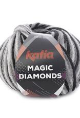 Katia Katia Magic Diamonds 51 zwart-grijs-wit