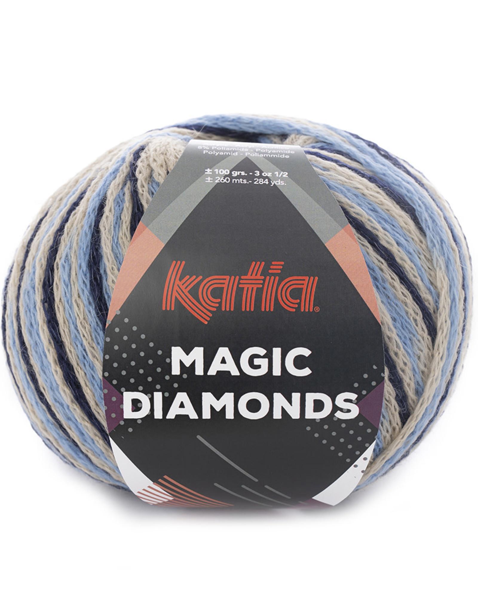 Katia Katia Magic Diamonds 52 jeans-beige