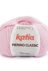 Katia Katia Merino Classic 25 - Bleekrood