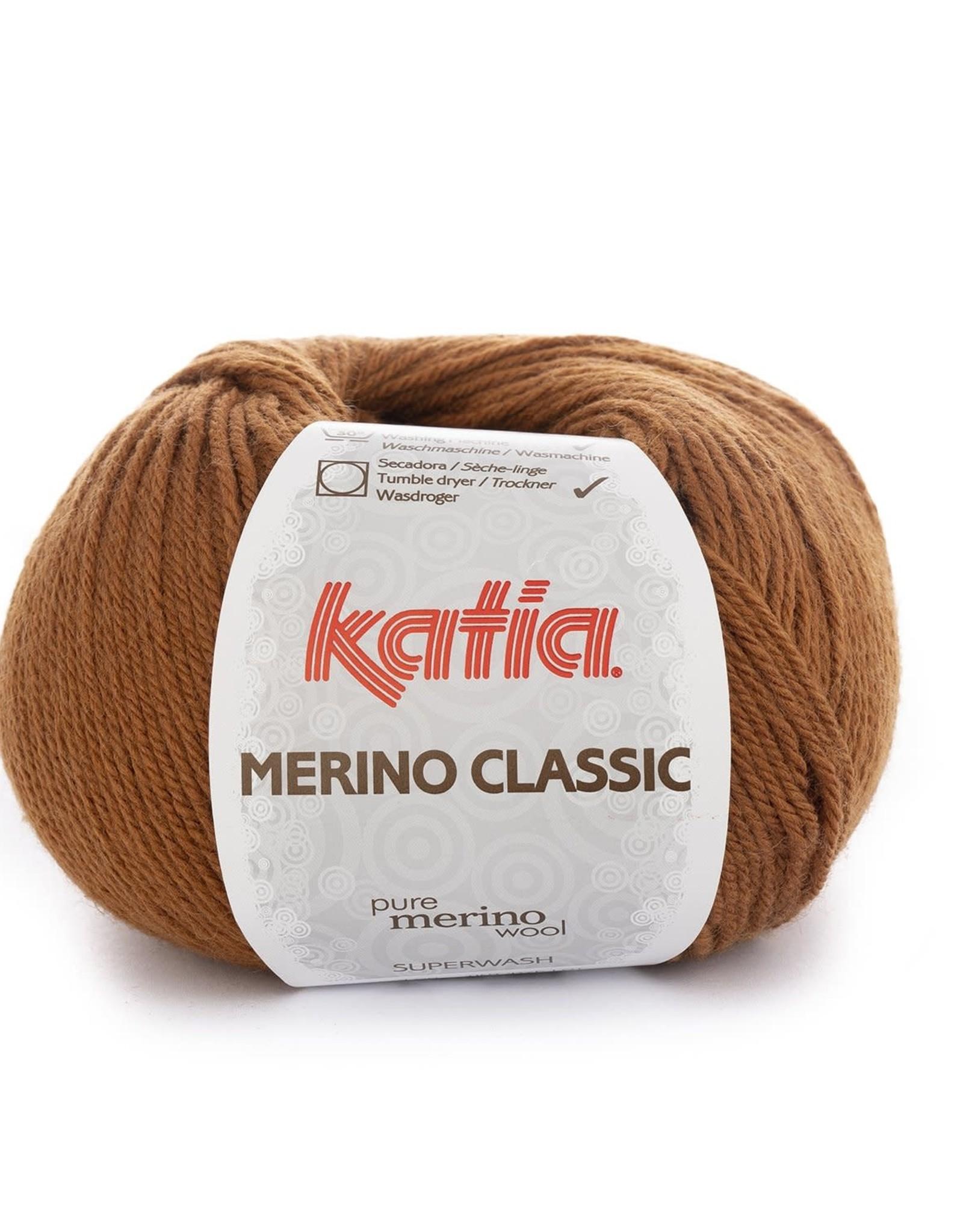 Katia Katia Merino Classic 37 - Licht bruin