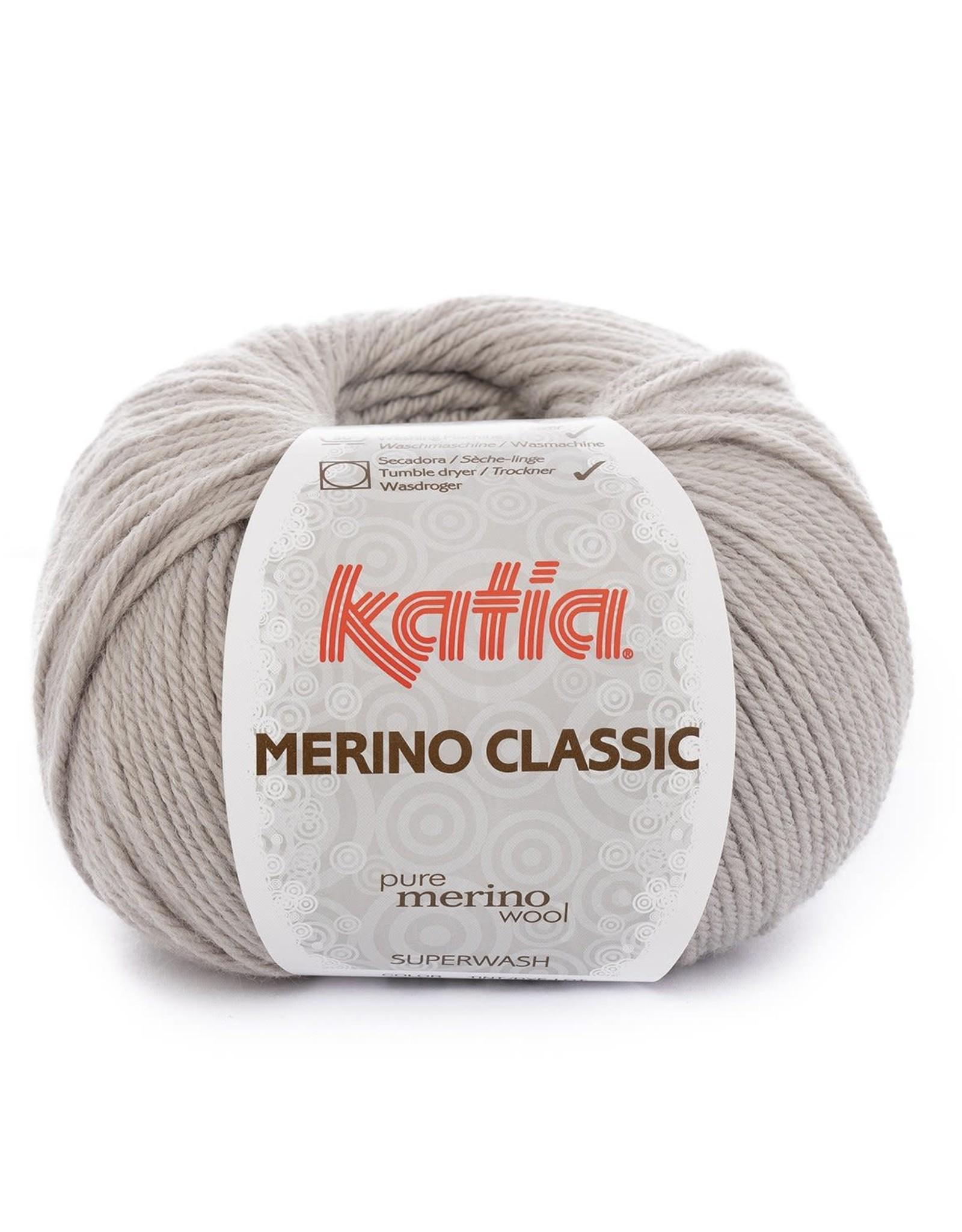 Katia Katia Merino Classic 38 - Zeer licht grijs
