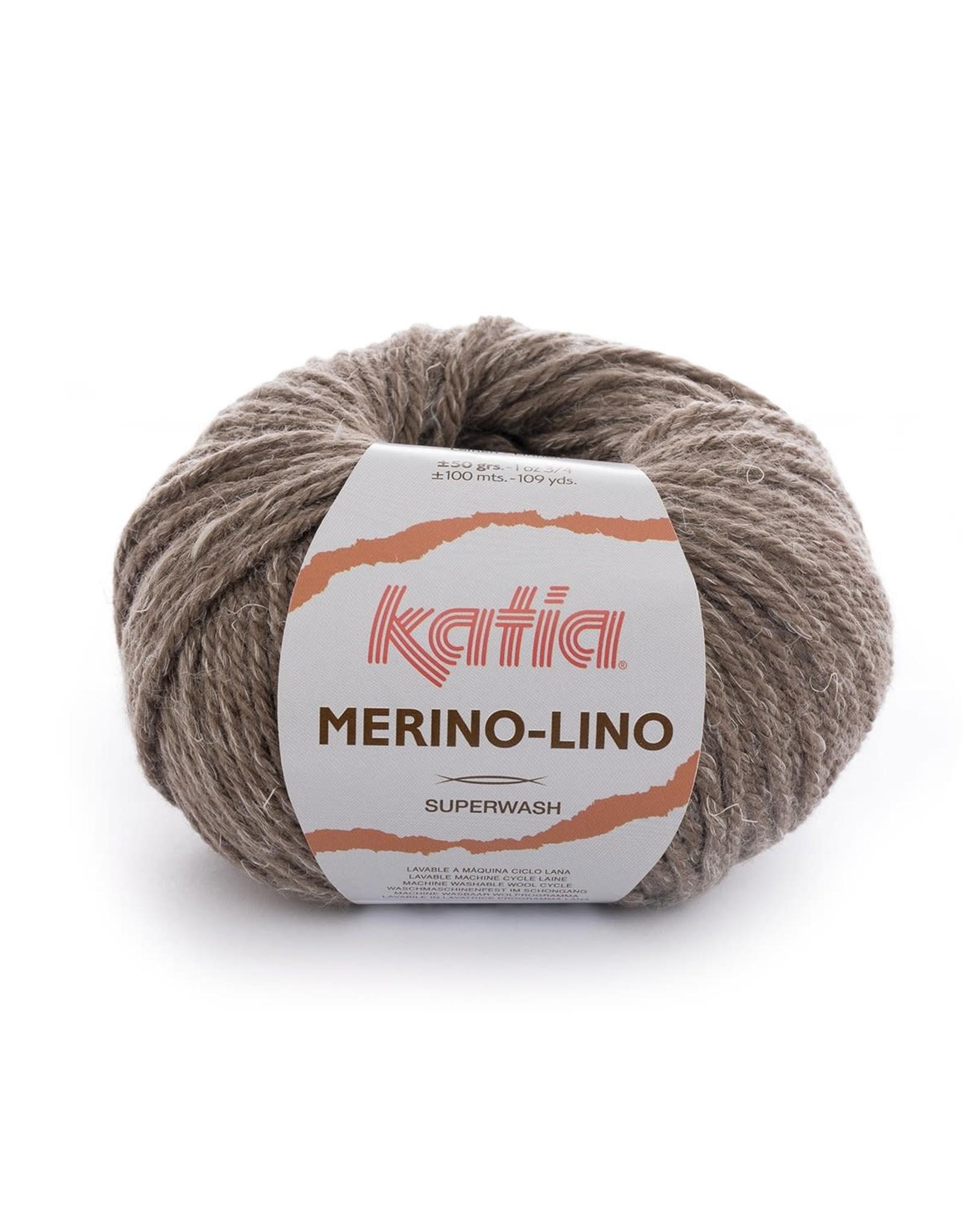 Katia Katia Merino Lino 502 reebruin