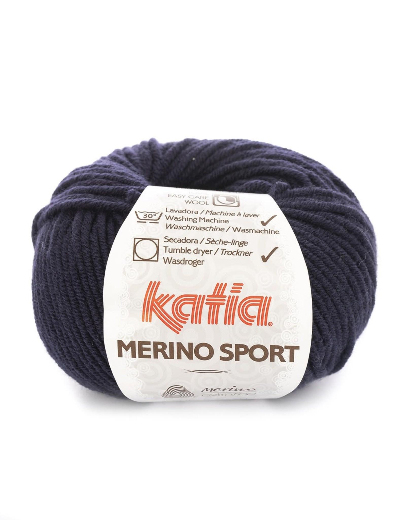Katia Katia Merino Sport Donkerblauw 5