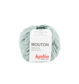 Katia Katia Mouton 64 - Mintgroen