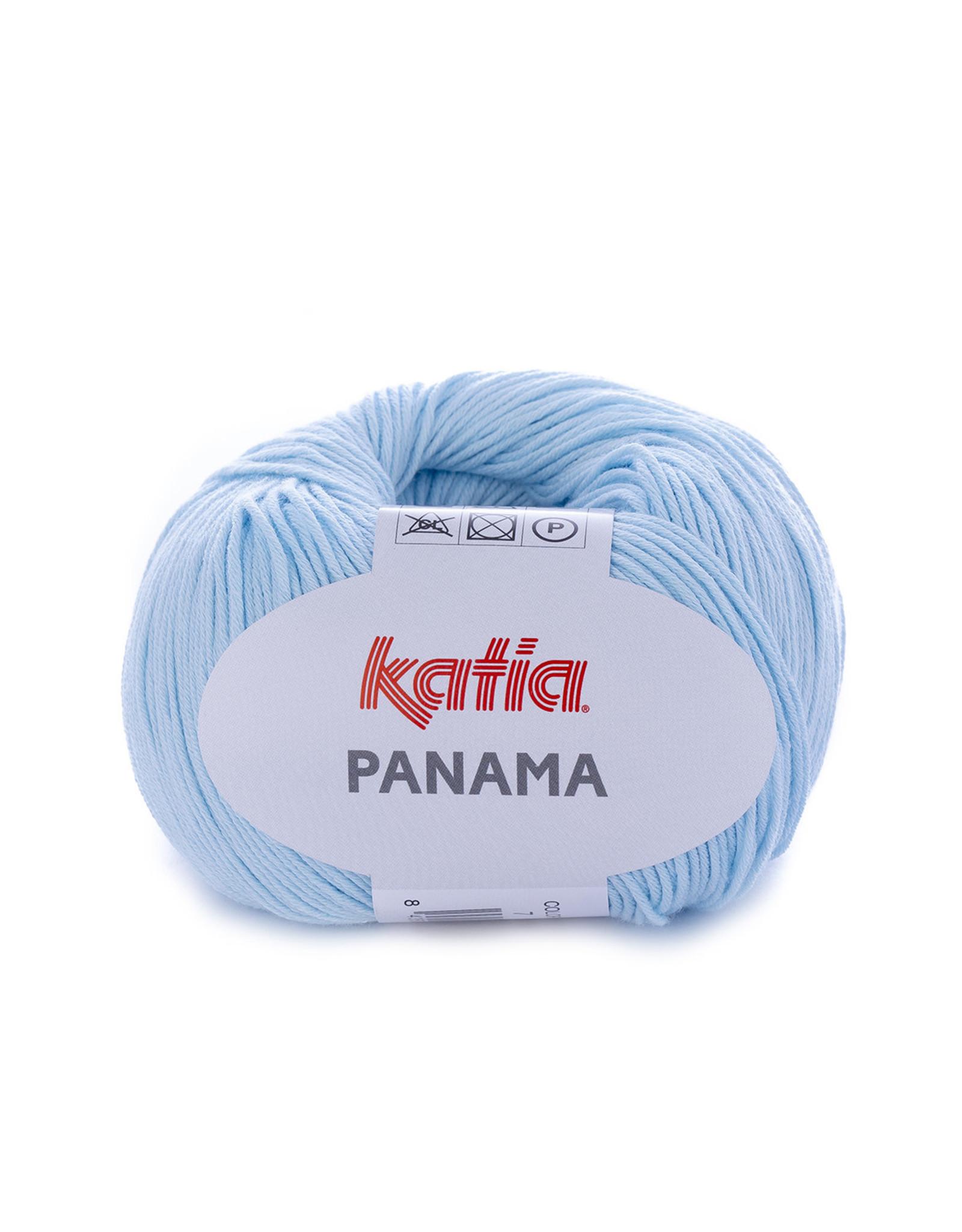 Katia Katia Panama 7 licht hemelsblauw