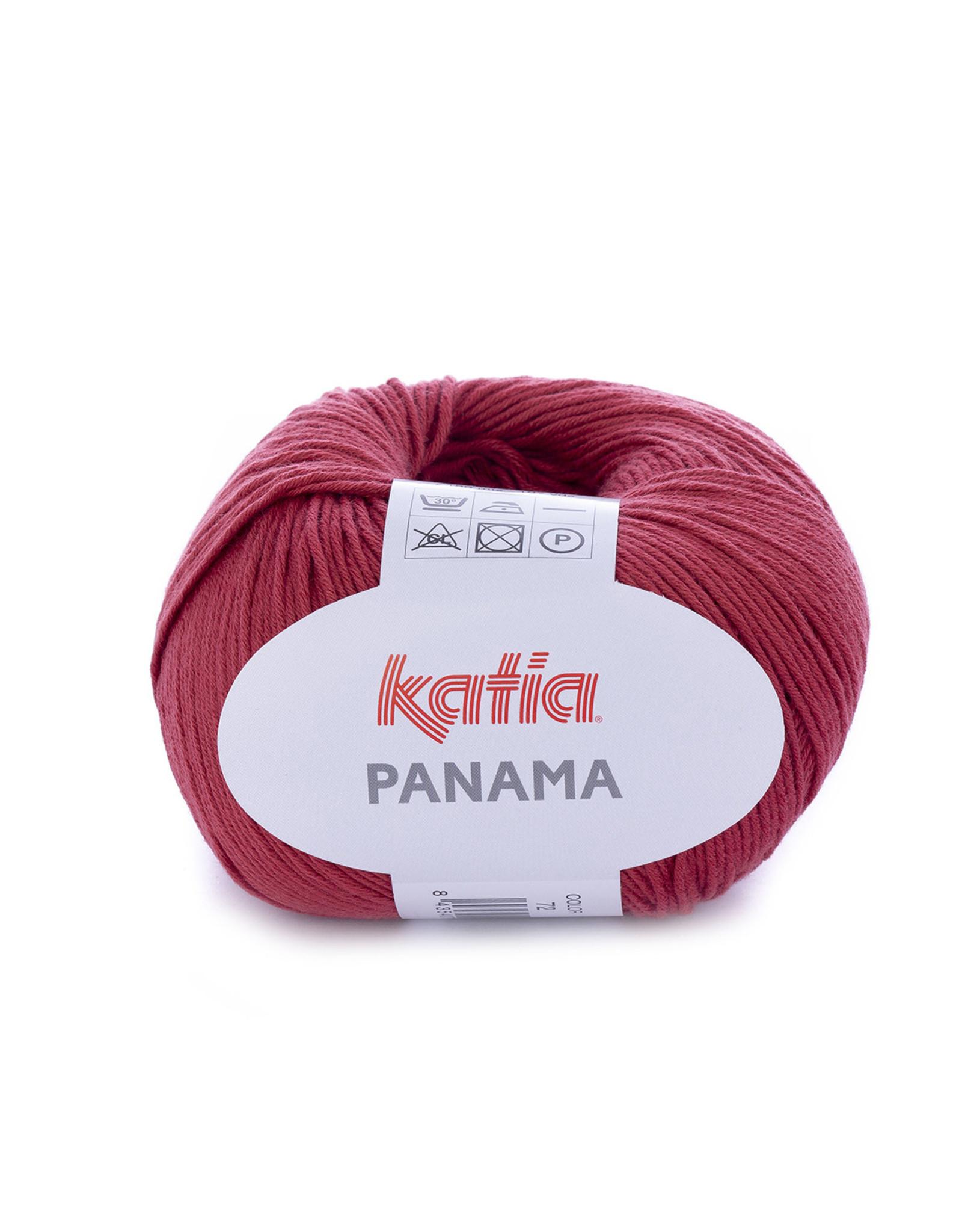 Katia Katia Panama 72 framboosrood