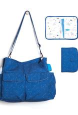 Katia Katia  Fabrics Patroon babytas en documentenhoes BA3