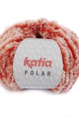 Katia Katia Polar 83 roestbruin/rood