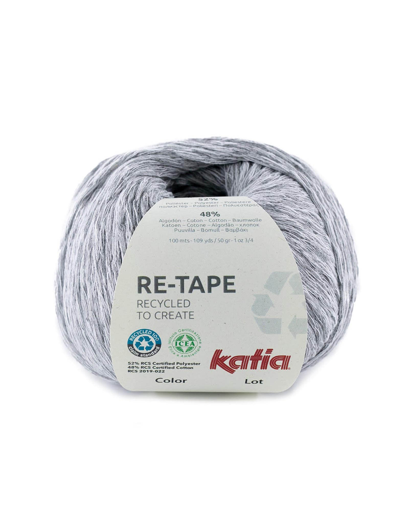 Katia Katia Re-tape 202 grijs