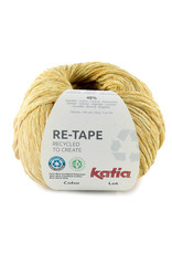 Katia Katia Re-tape 206 mosterdgeel