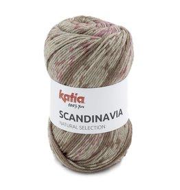Katia Katia scandinavia 201 - Bleekrood-Reebruin