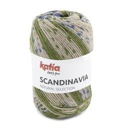 Katia Katia scandinavia 205 - Groen-Blauw