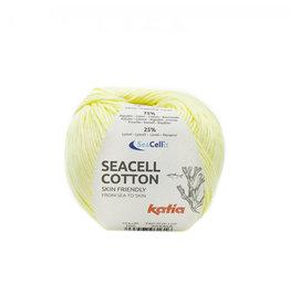 Katia Katia seacell- cotton 102 pastelgeel
