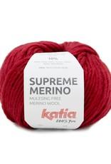 Katia Katia supreme Merino 89 rood