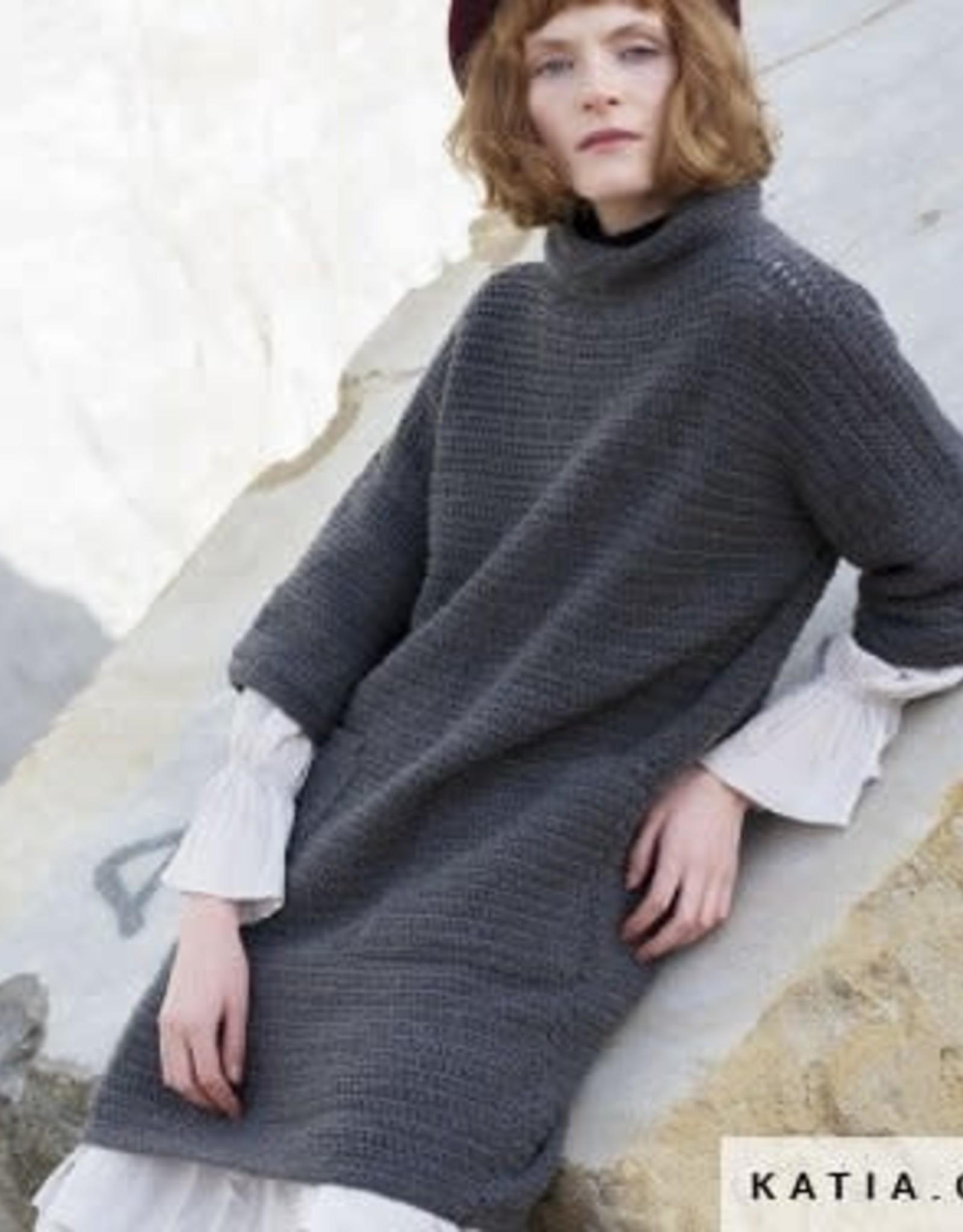 Katia Katia Sweet Fleece 64 - Beigebruin
