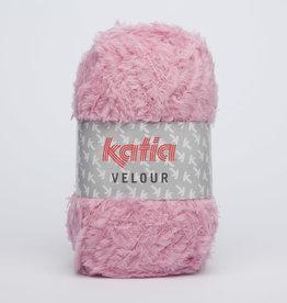 Katia Katia Velour 61 medium bleekrood