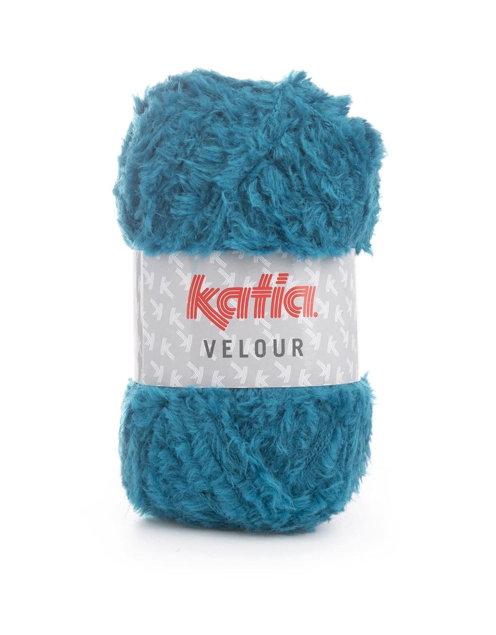 Katia Katia Velour 78 Turquoise