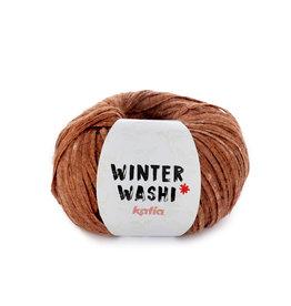 Katia Katia winter washi 206 roestbruin
