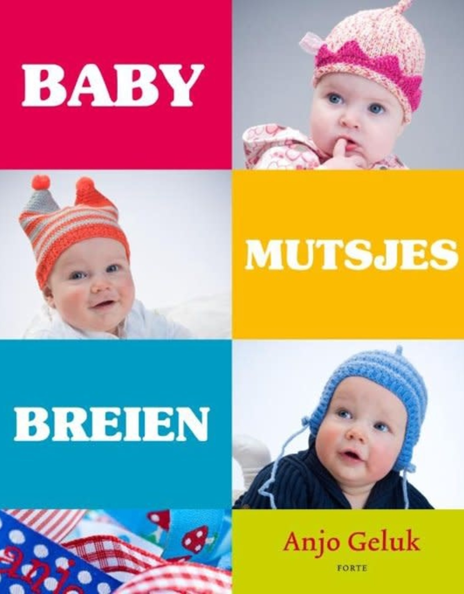 Baby mutsjes breien