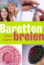 Boek Baretten breien Auteur: Jolijn Copier