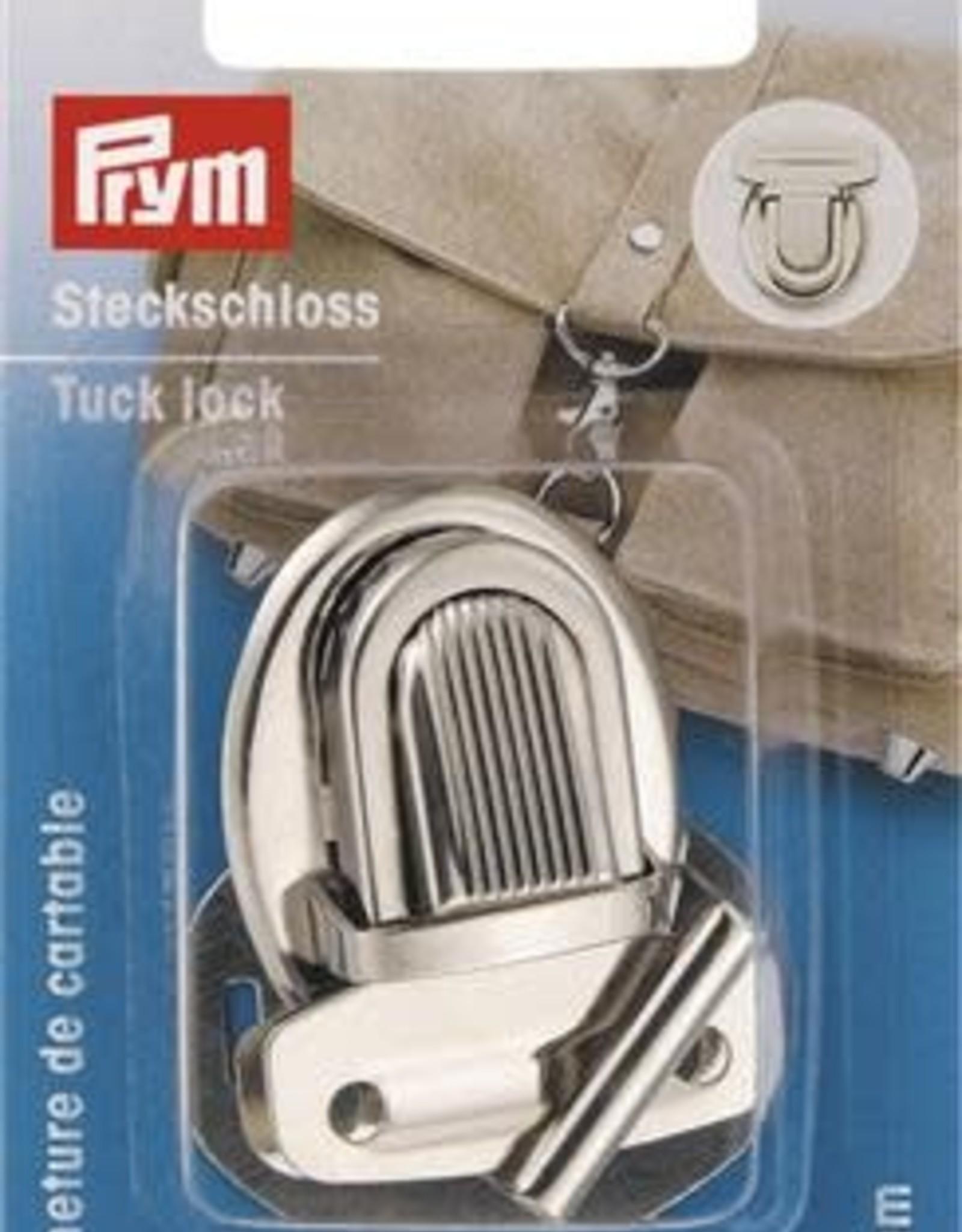 Prym Prym TT-SLOT 26mm ZILVER (1 st)