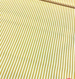 Bittoun Bittoun ecru met gele streep