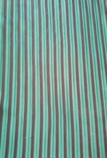 Bittoun Bittoun groen zwarte plissé