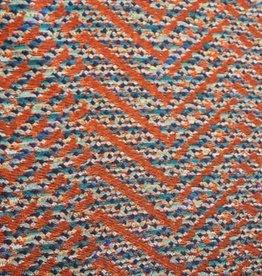 Bittoun Bittoun rood-blauw motief