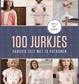 Boek 100 jurkjes Evelien Cabie