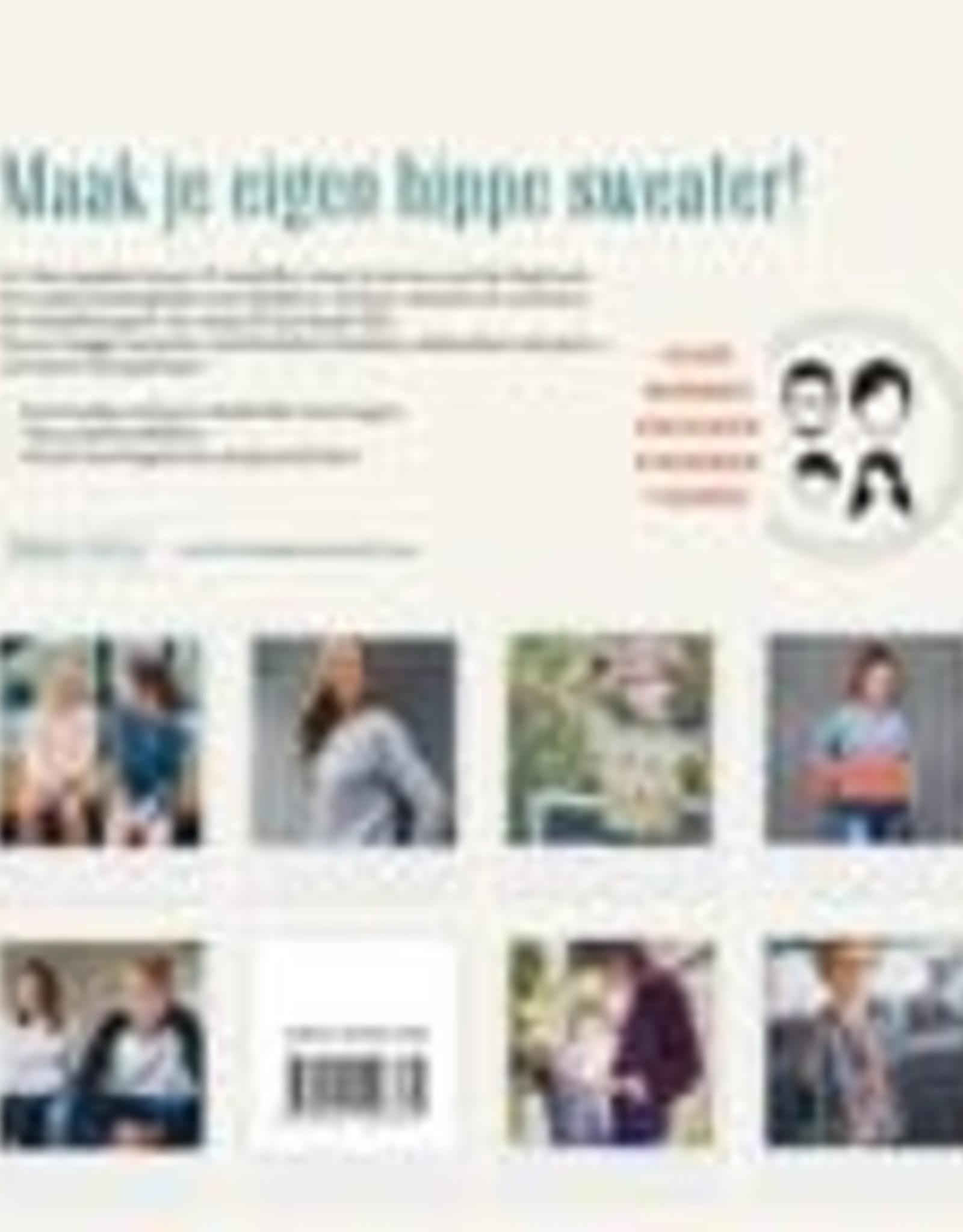 Boek I love Sweaters Fran Van Severen