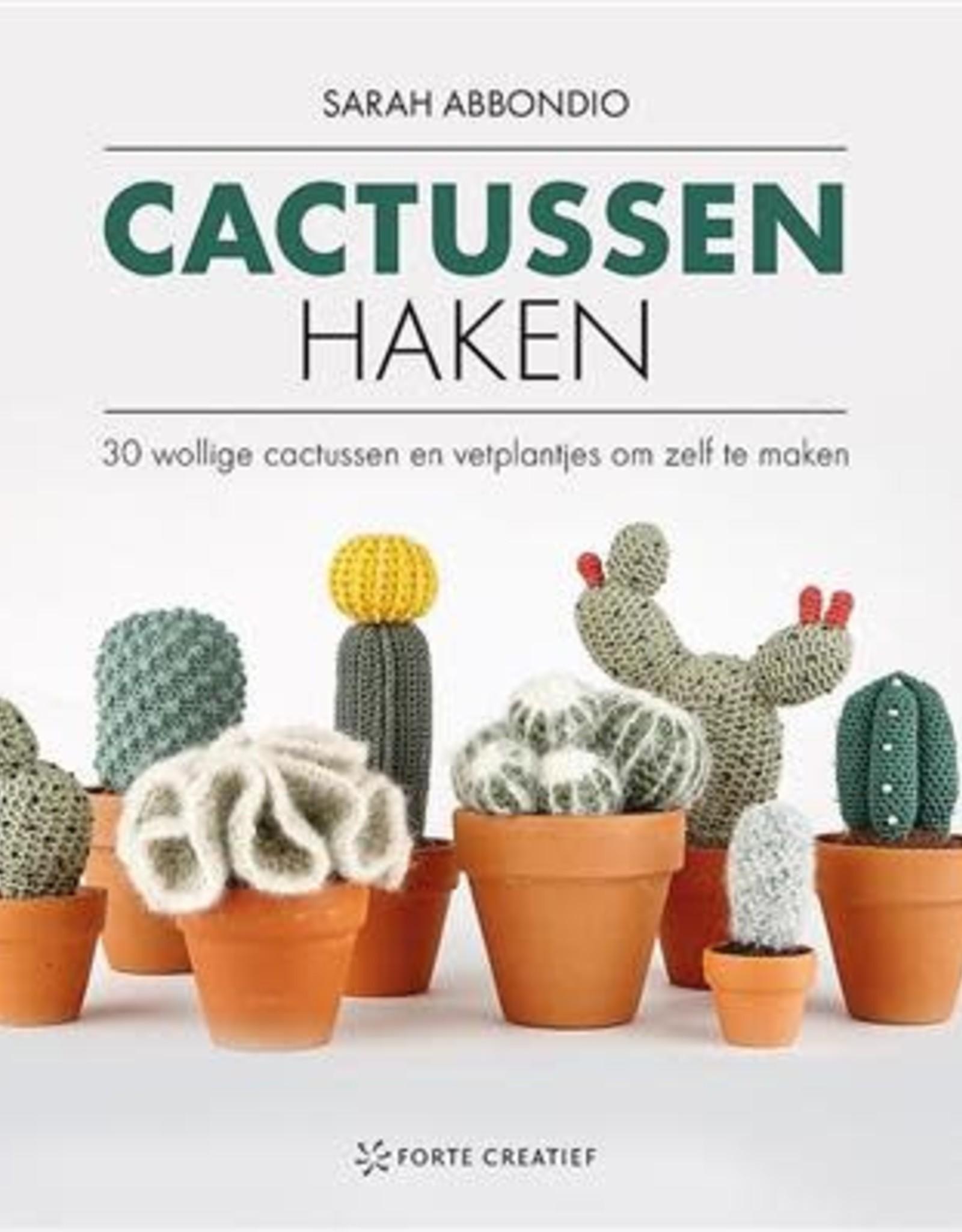 Boek Cactussen haken