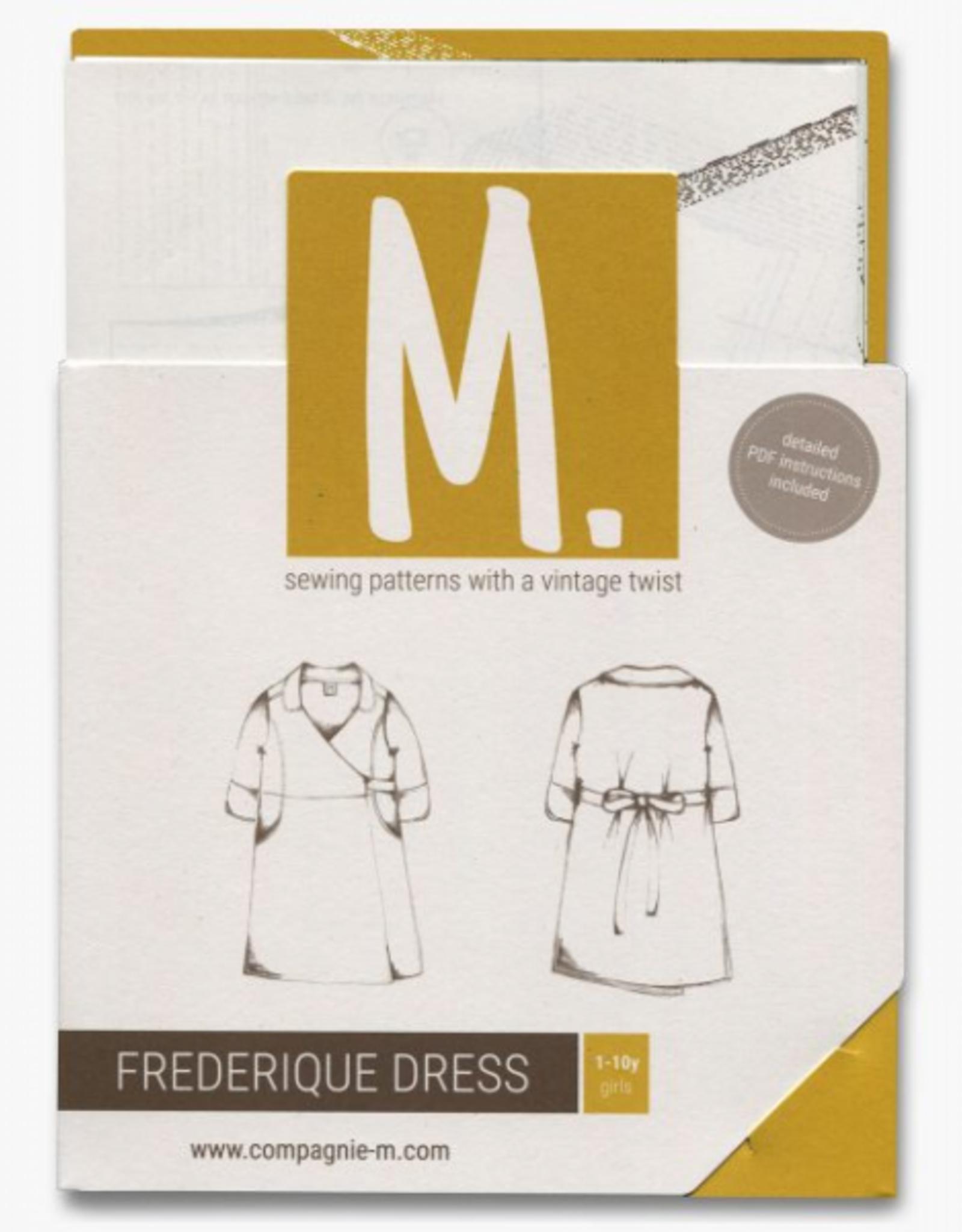 Compagnie M Compagnie M Frederique Dress kinderen