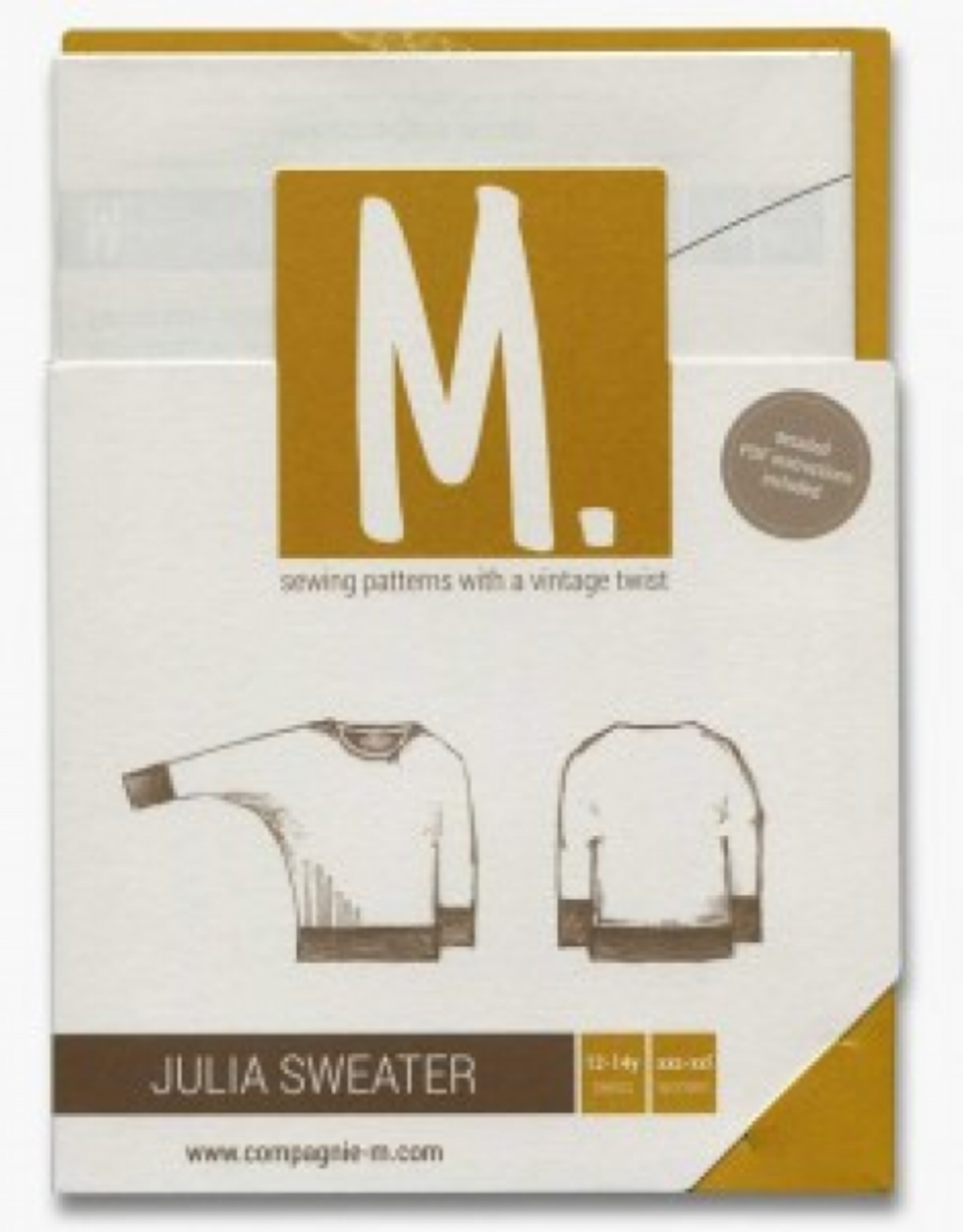 Compagnie M Compagnie M Julia sweater kinderen