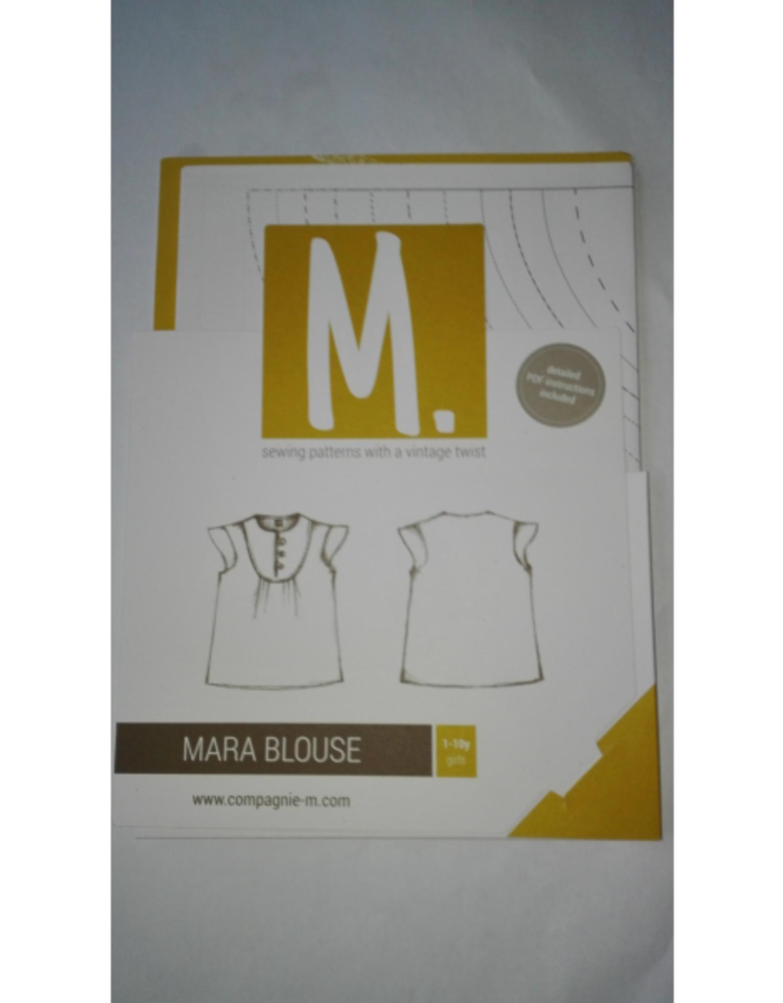 Compagnie M Compagnie M Mara blouse