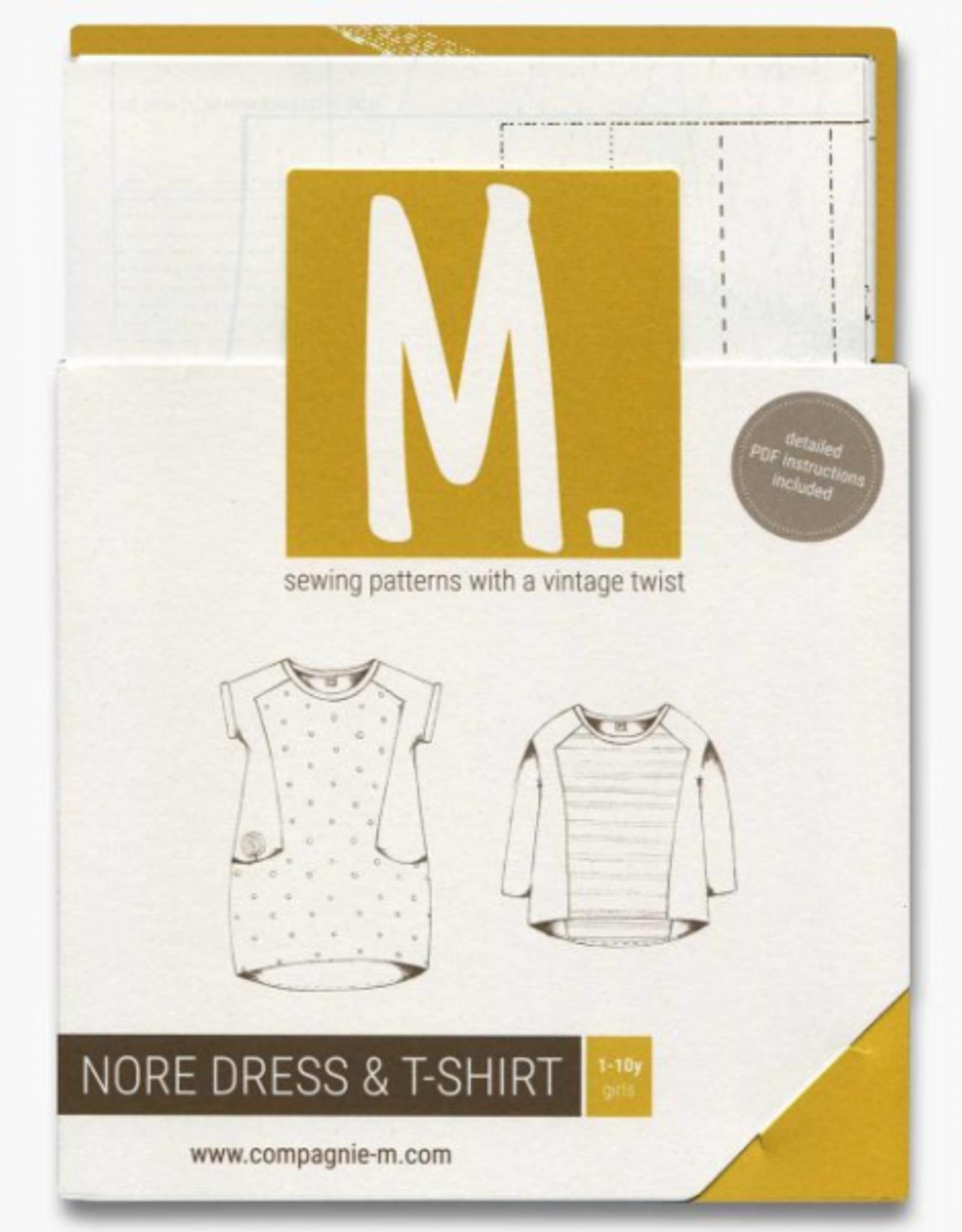 Compagnie M Compagnie M Nore Dress en T-shirt kinderen