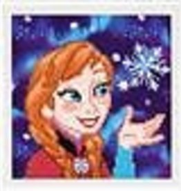 vervaco Diamond painting kit Disney Anna