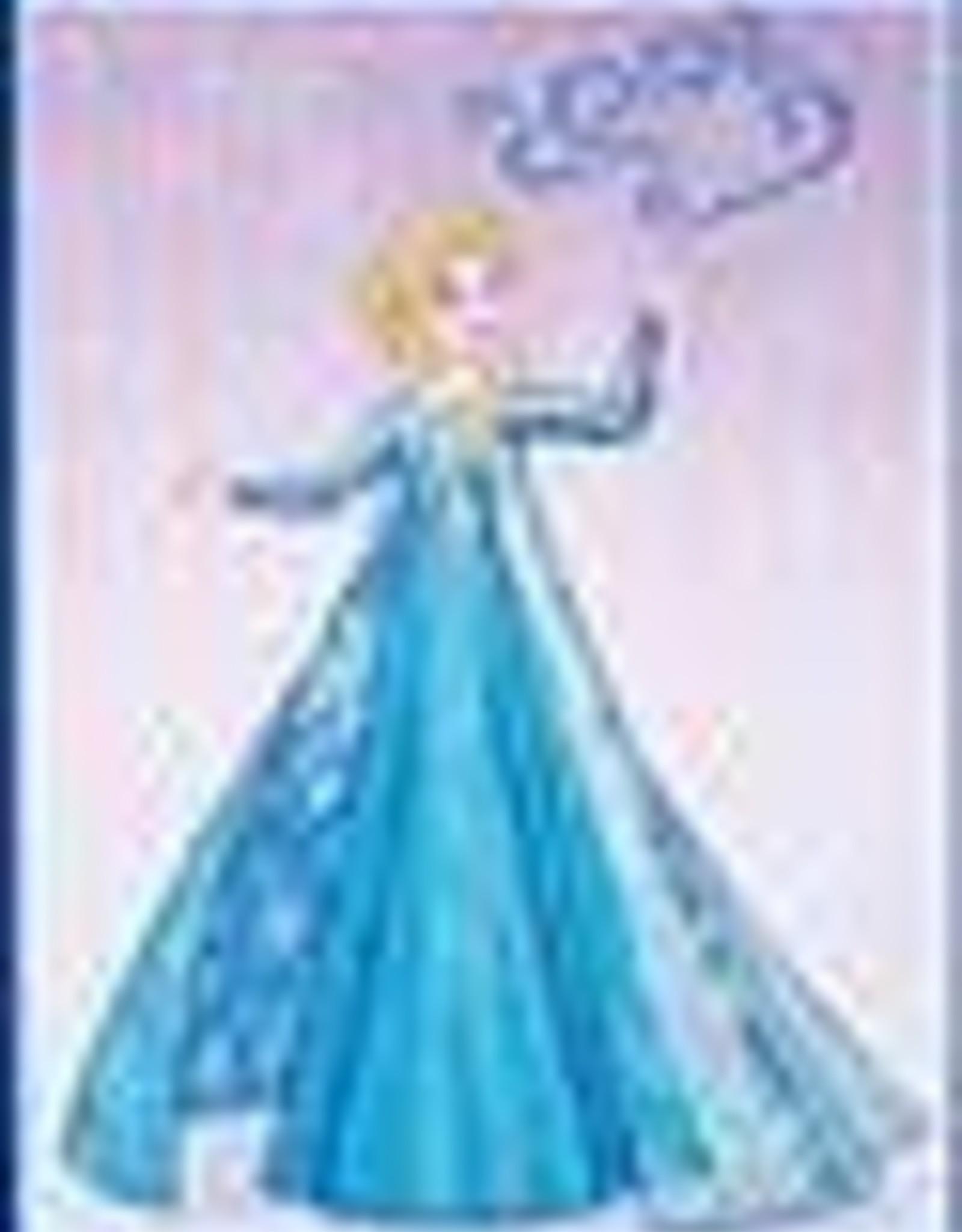 vervaco Diamond painting kit Disney Elsa tovert
