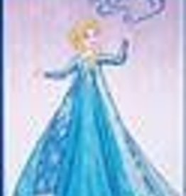 vervaco Diamond painting kit Disney Elsa tovert